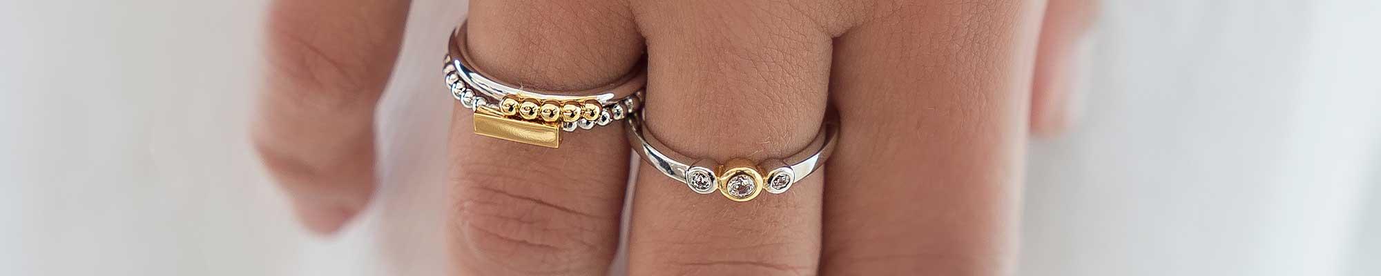 Ring zonder steen
